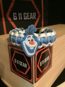 "Frozen ""olaf Face"" Kid's Paracord Bracelet"