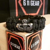 Master Jump Wings Paracord Bracelet