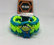 Toy Story - Aliens Kid's Paracord Bracelet