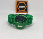The Incredible Hulk Paracord Bracelet