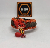 Zootopia - Nick Wilde Kids Paracord Bracelet