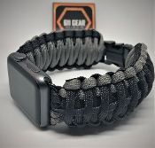 Custom Apple King Cobra Paracord Watch Band