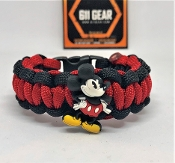 Disney - Mickey Mouse Kid's Paracord Bracelet